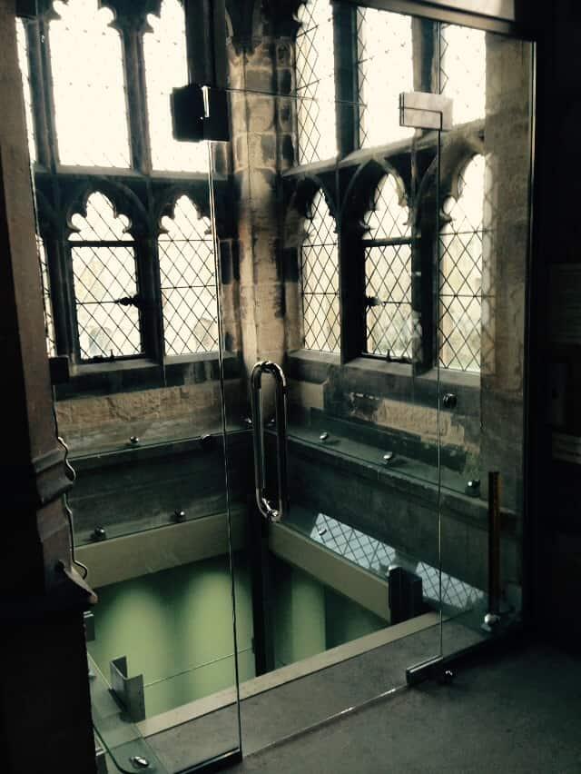 Glass Lift Enclosure