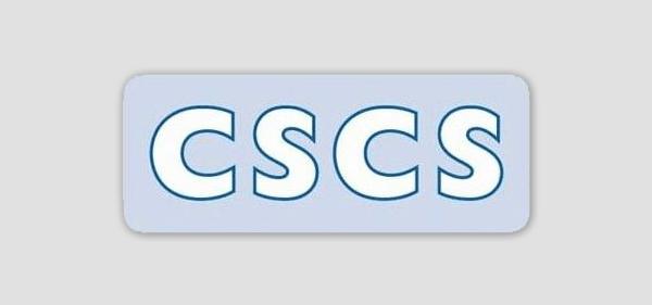 CSCS Qualified