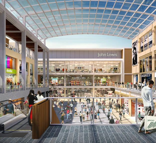 Next Retail project appointment in £440m Oxford development