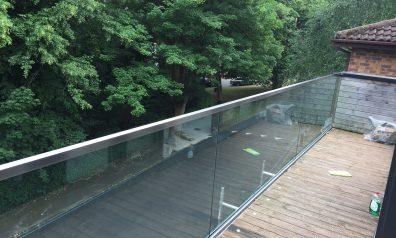 Glass Balustrade for Residential Properties