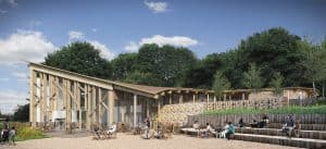 Essential Projects Sherwood Forest Visitors Centre