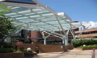 Glass Canopies for Universities