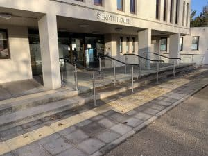 Glass Balustrading Systems for Universities