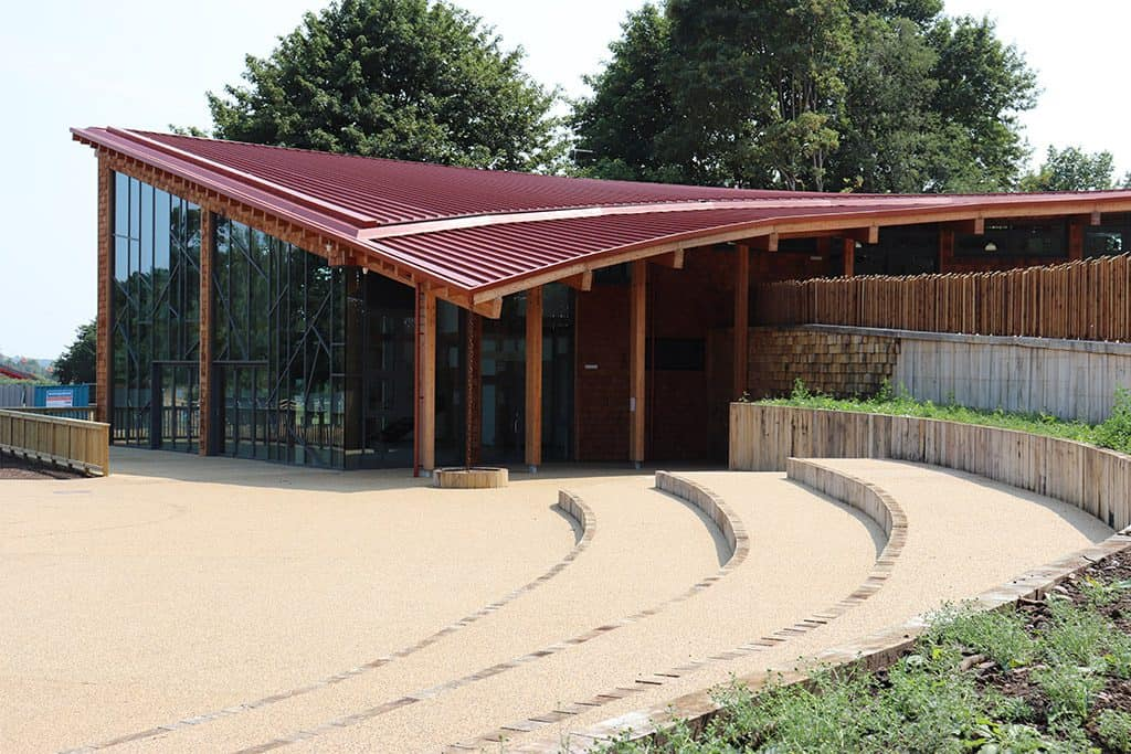 Sherwood Forest Visitors Centre East Midlands Property Awards 2019