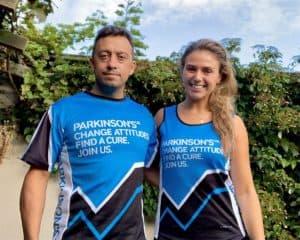 Eliot Saxton complete Ikano Marathon
