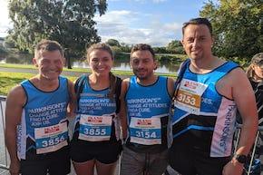 Eliot Saxton Ikano Marathon