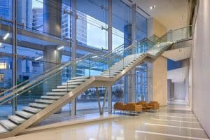Steel Handrails for hospitals