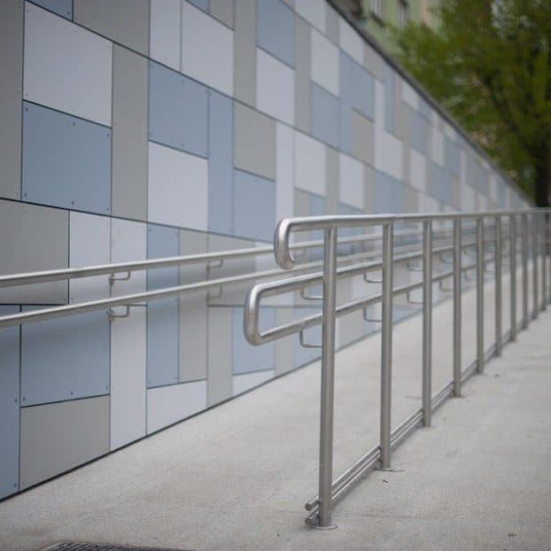 Essential Projects guide to a DDA Compliant Handrail
