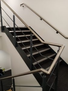 commercial staircases | Essential Projects