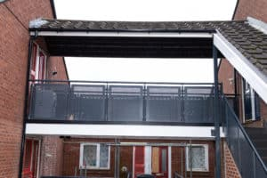 Bespoke architectural metalwork   Essential Projects