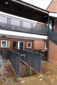 Bespoke architectural metalwork | Dykewood Drive