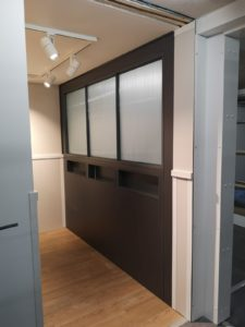 Aluminium Glazed Screens | Essential Projects